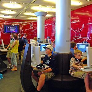 Интернет-кафе Карабаша
