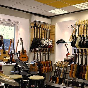 Музыкальные магазины Карабаша