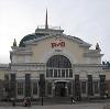 Железнодорожные вокзалы в Карабаше