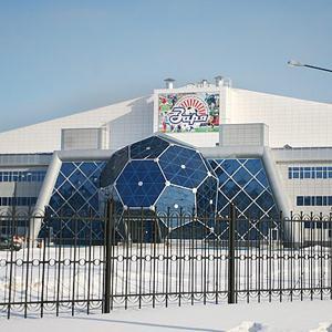 Спортивные комплексы Карабаша