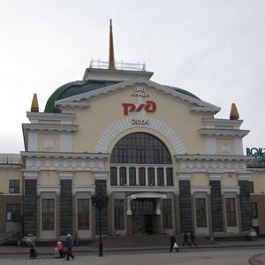 Железнодорожные вокзалы Карабаша